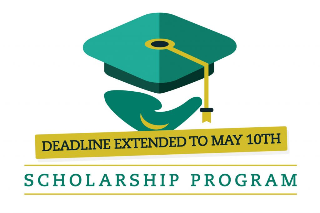 TSB Scholarship Deadline Extended to May 10, 2021